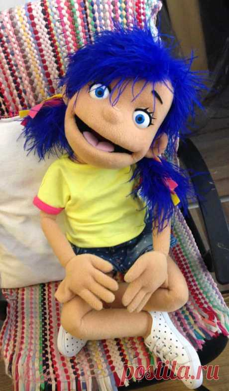 Мария Гуревич - Художественные куклы и куклы
