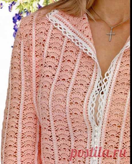 Красивые, летние наряды. Вязание крючком.   Рекомендательная система Пульс Mail.ru