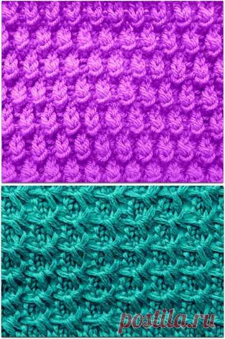 «Не всегда всё должно быть в ажуре» — интересные рельефные узоры спицами | Paradosik_Handmade | Яндекс Дзен