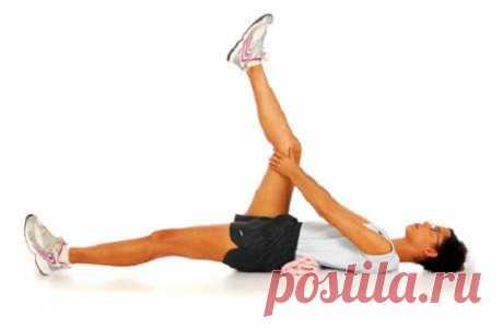 7 простых упражнений для спины