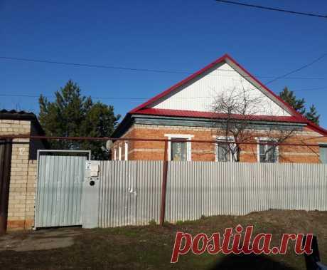 Продажа дома 80 м² на Самарской улице в селе Алексеевка - МИР КВАРТИР, объявление 214519924