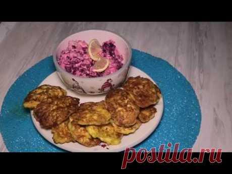 Рубленые котлеты из куриного филе-самый быстрый ужин