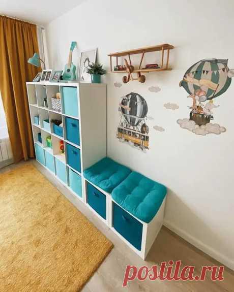 Солнечная квартира. Как семья с детьми со вкусом оформила свои 47 кв. м. без дизайнера - Квартира, дом, дача - медиаплатформа МирТесен