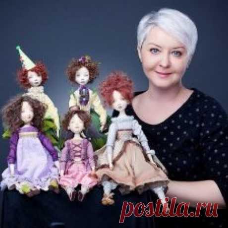 """Мастер-кукольник Надежда Цигановская: """"Я делаю кукол для того, чтобы радовать людей, а не себя"""" - Бэйбики Меня зовут Наталья Бертош, я маркетолог, журналист и певица. Именно по поводу последнего пункта многие больше знают меня как Берту."""