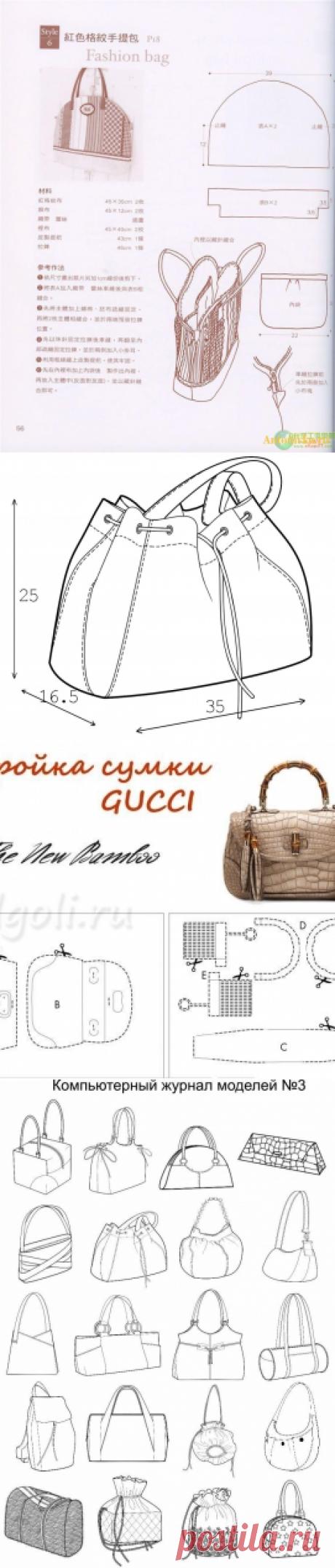 Женские сумочки выкройки - Как сделать коптильню своими руками? Виды коптилен