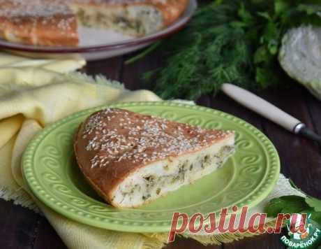 Еврейский заливной пирог на кефире – кулинарный рецепт