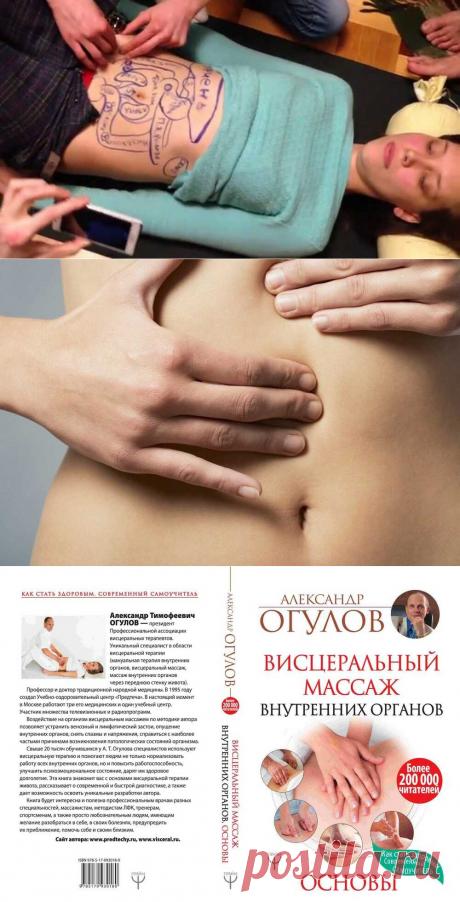 Женское Здоровье ~ Массаж ~ Висцеральный массаж и как его делать по Огулову