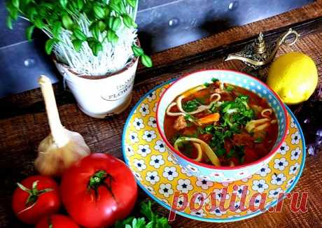 (5) Лагман - это не суп, а образ жизни🤩 - пошаговый рецепт с фото. Автор рецепта Irina . - Cookpad