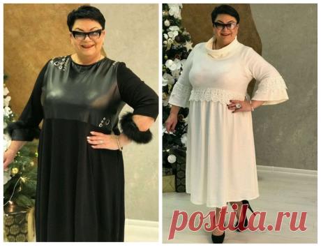 Стильный гардероб для полной женщины: Красиво и удобно | Для женщин 45+ | Яндекс Дзен