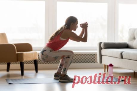 5 эффективных упражнений для стройности ног
