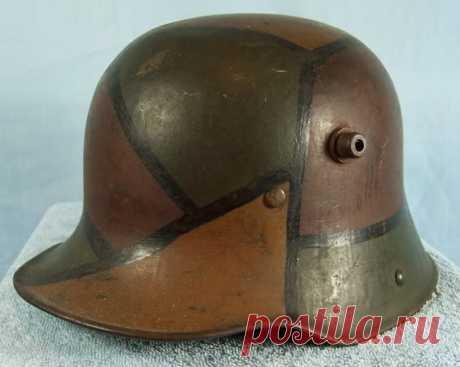 Para que los soldados alemanes llevaban los cascos cornudos