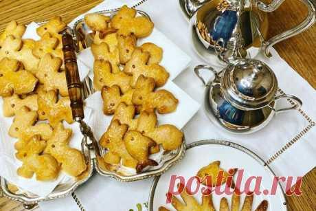 Рецепты звезд: песочное печениье от певицы Зары