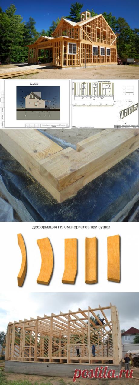 8 ошибок при строительстве каркасных домов (фото) | Dacha.news