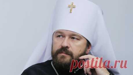 Митрополит Иларион: раскол в семье православных церквей может сохраниться на десятилетия