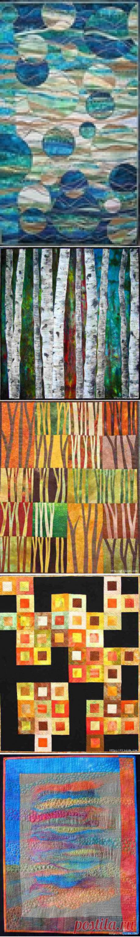 Шикарные гобелены и квилты от Вероники VonZwelh