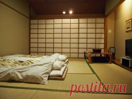 Какую мебель использовать, чтобы придать вашей спальне эстетику страны восходящего солнца? | flqu.ru - квартирный вопрос. Блог о дизайне, ремонте