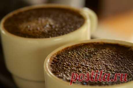 Полезные факты о кофе — Полезные советы