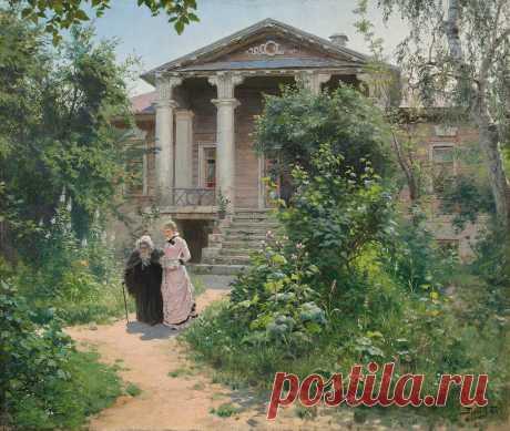10 картин Поленова, которые нужно знать. Пейзажи, религия и Восток