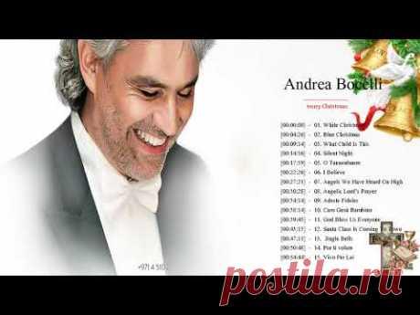 Andrea Bocelli  Maggiori succession ||  Andrea Bocelli Migliori canzoni Full Album 2019