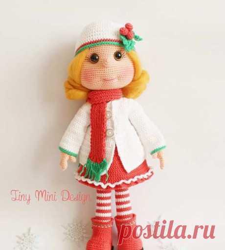 Куколка Лили. Перевод.