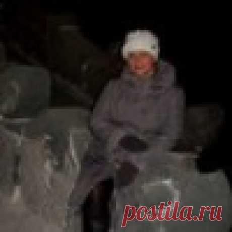 Галина Шорина- Голубева