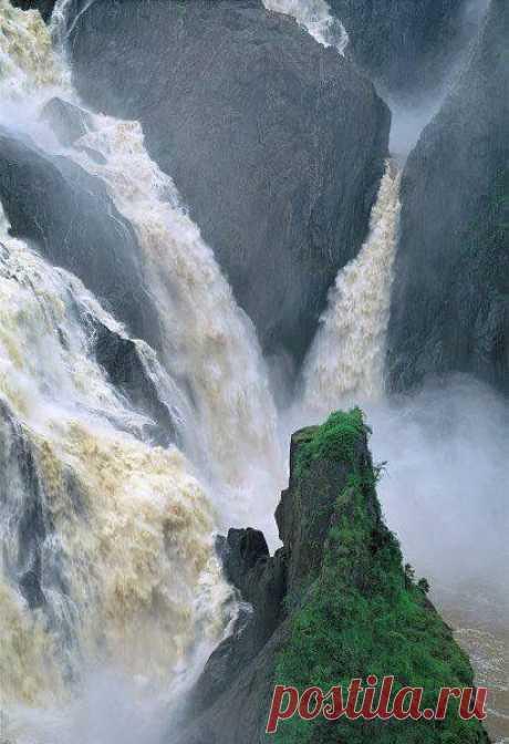 The mighty Barron Fa nature love - waterfallslove The mighty Barron Fa nature love