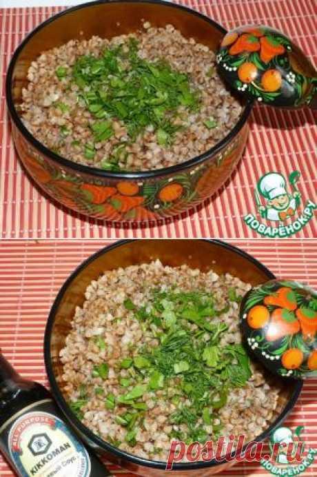 Гречка, приготовленная в термосе (рецепт от Отца Гермогена) - кулинарный рецепт