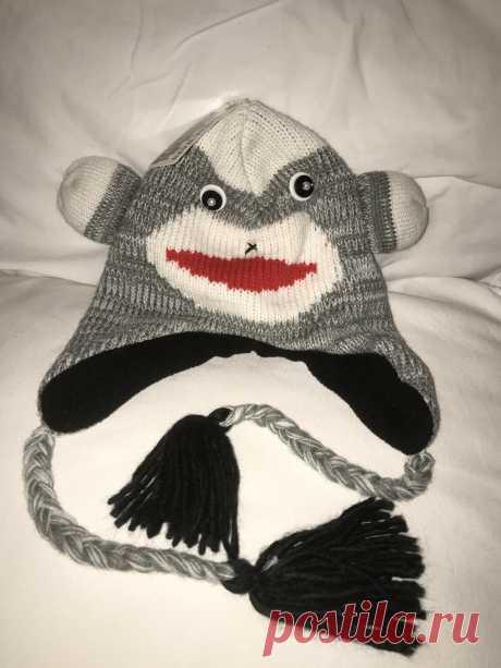 Monkey Animal Hat | eBay