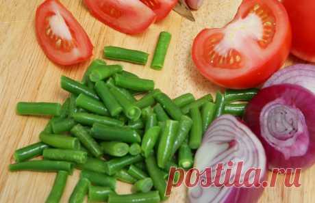 Как вкусно приготовить замороженную зеленую стручковую фасоль, как гарнир — лучшие рецепты от Lisa.ru