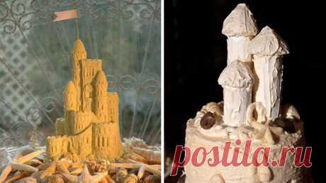 10 худших свадебных тортов, от которых хочется развестись Так плохо, что аж хорошо.