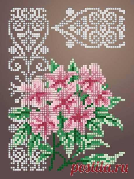 Схема для вышивки бисером Цветы «Зупа»™ «Рододендрон» (A5) 15x18 (ЧВ- 2343 (10)) Схемы вышивки бисером - это специальная ткань с рисунком для вышивания бисером. Схема для вышивания нанесена на ткань в виде цветных обозначений поверх изображения. В состав входят рисунок на ткани и инструкция по вышиванию. Бисер в состав не входит.