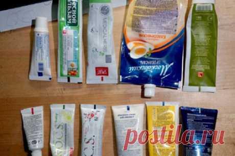 Квадратик на зубной пасте говорит о многом! Проверь, какого он цвета: ты удивишься — Народная Воля