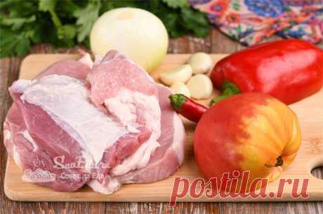 Мясо с овощами готовлю в духовке всего за 30 минут (показываю простой способ) | Совет да Еда | Яндекс Дзен
