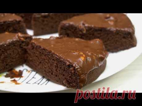 Меня потряс этот шоколадный торт! Не думала, что так можно было! Всего 3 ингредиента.