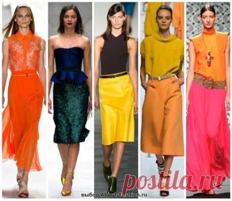 Модные юбки 2013: 150 идей с подиума | about-fashion.ru - всё о моде