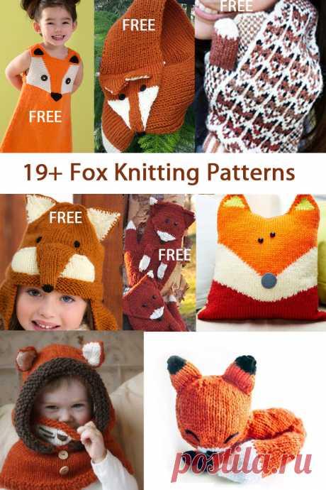 79e2cb7db4c4dc Fox Knitting Patterns | In the Loop Knitting