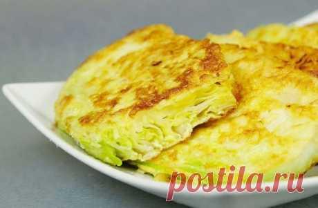 Вкусная и легкая закуска из капусты за 10 минут | Рекомендательная система Пульс Mail.ru