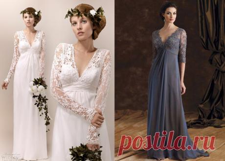 Простая выкройка свадебного платья Модная одежда и дизайн интерьера своими руками