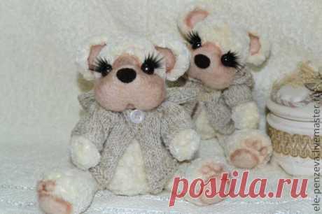 29886f6afef7 Кофта с капюшоном для мишки - Ярмарка Мастеров - ручная работа, handmade