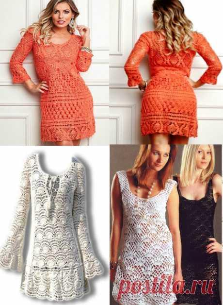 Коллекция летних платьев