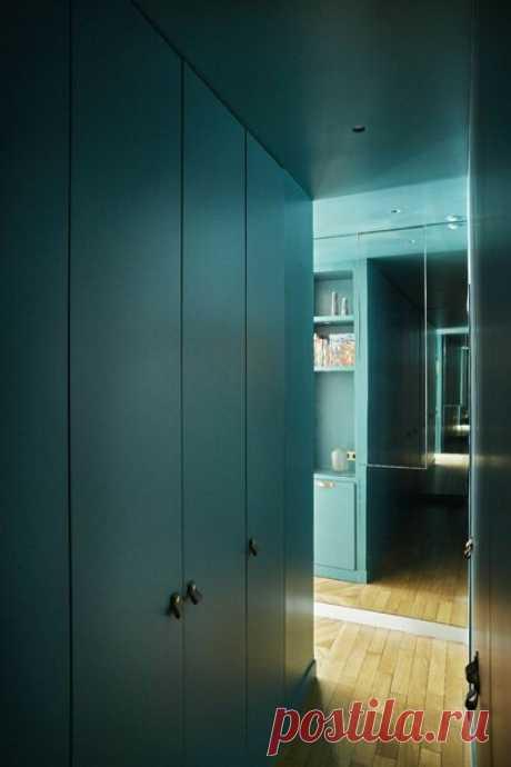 Как сделать шкафы незаметными: 10 способов маскировки | flqu.ru - квартирный вопрос. Блог о дизайне, ремонте