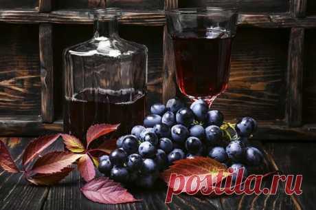 Основные тонкости приготовления домашнего вина