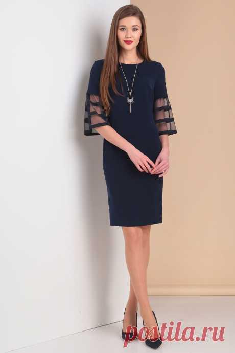 Платье Moda-Versal 2000 темно синий