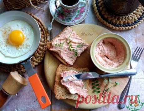 Паштет из крабовых палочек – кулинарный рецепт