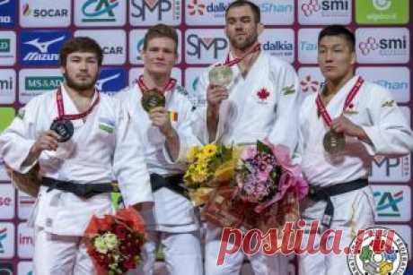 Спорт Узбекские дзюдоисты завоевали две медали турнира Большого шлема во Франции - свежие новости Украины и мира