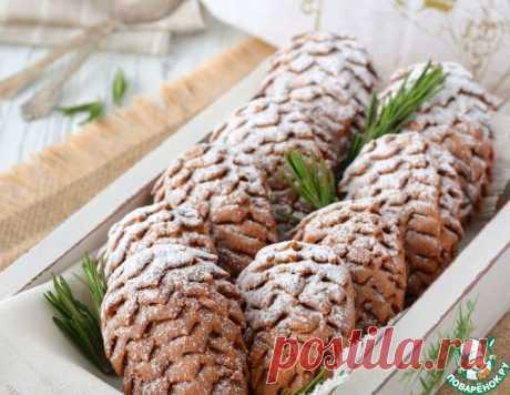 """Печенье """"Кедровые шишки"""" – кулинарный рецепт"""