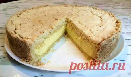 Королевский пирог с творогом рецепт с фото пошагово
