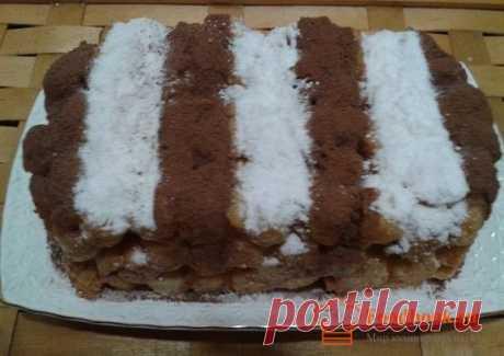 Муравейник из кукурузных палочек | Foodbook.su Этот вариант тортика любят очень мои дети! Готовится быстро и получается вкусно всегда!