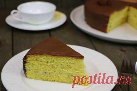 Торт «Журавушка» | Pechemdoma.com