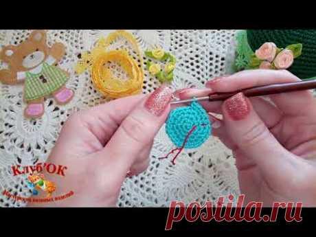 Видео Мастер класс по вязанию игольницы - YouTube